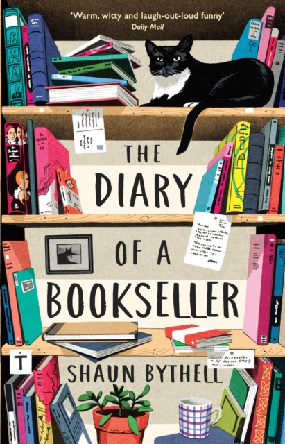 Cover for: The Diary of a Bookseller