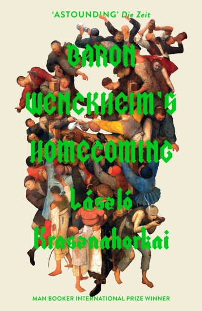 Cover for: Baron Wenckheim's Homecoming
