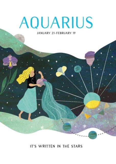 Image for Astrology: Aquarius