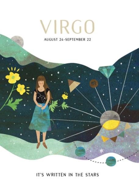 Cover for: Astrology: Virgo