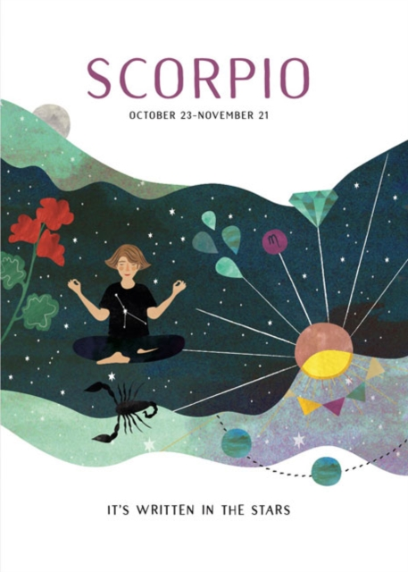 Cover for: Astrology: Scorpio