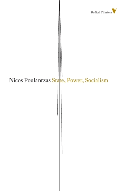 Cover for: State, power, socialism