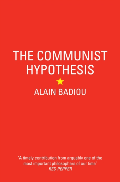 Cover for: The Communist Hypothesis