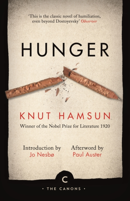 Cover for: Hunger