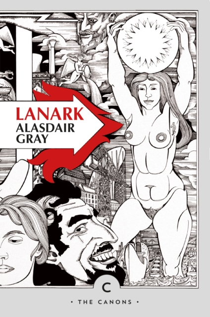 Cover for: Lanark : A Life in Four Books