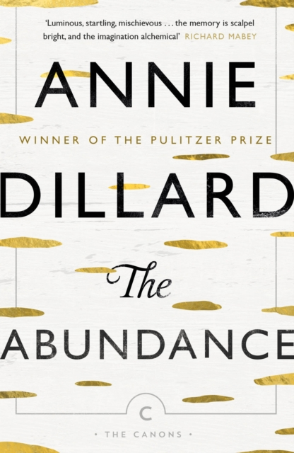 Cover for: The Abundance