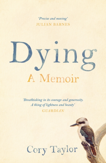 Cover for: Dying : A Memoir