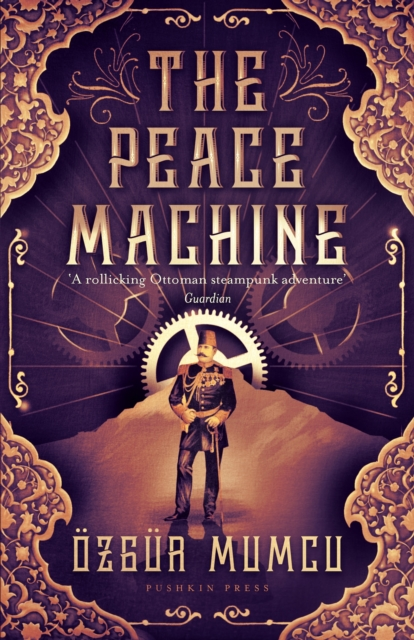 Cover for: The Peace Machine
