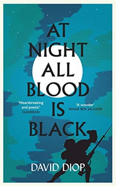 Cover for: At Night All Blood is Black