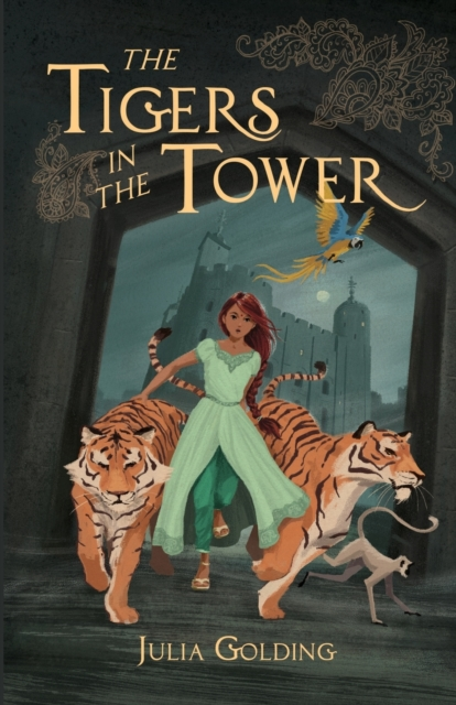 Cover for: The Tigers in the Tower