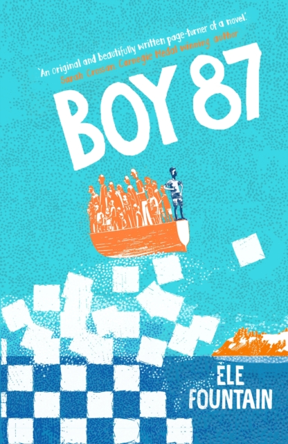 Cover for: Boy 87