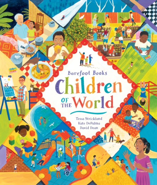 Cover for: The Barefoot Books Children of the World