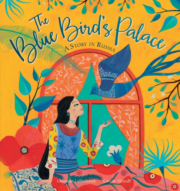 Cover for: The Blue Bird's Palace