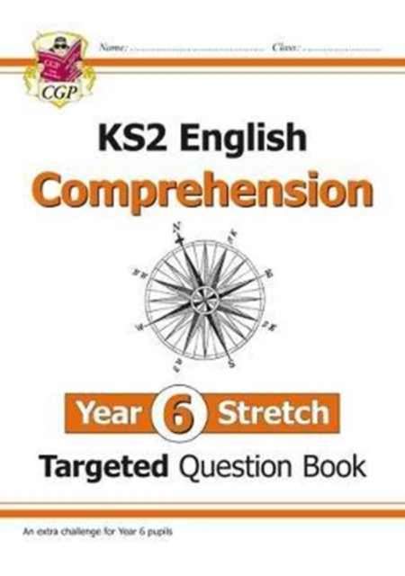 New Ks2 English Targeted Question Book C, CGP Books, 9781782947899