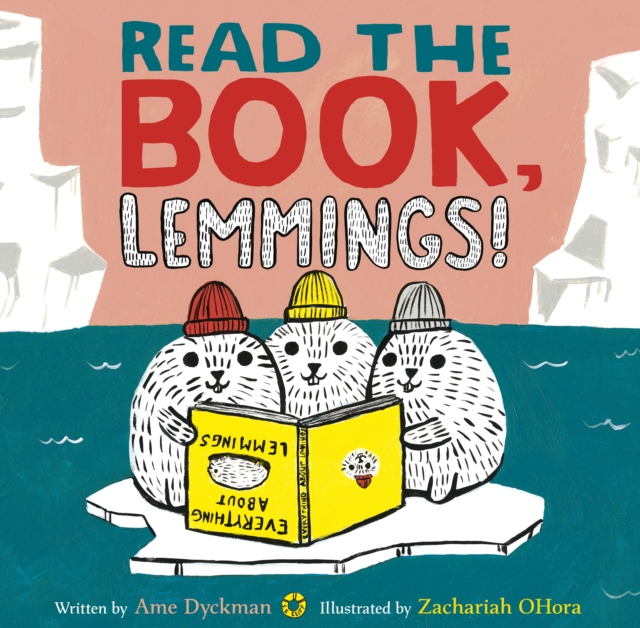 Cover for: Read the Book, Lemmings!
