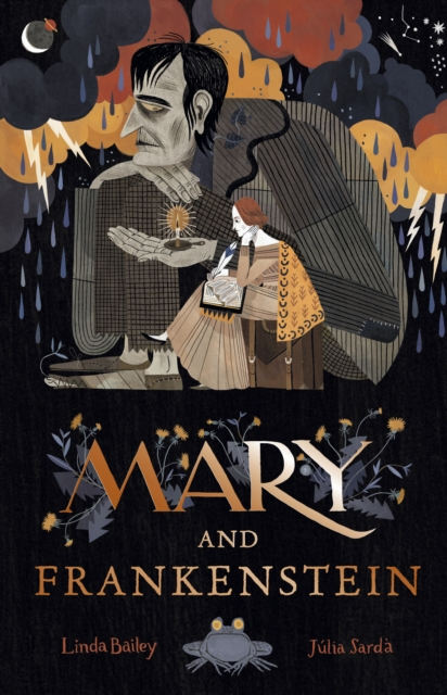 Image for Mary and Frankenstein : The true story of Mary Shelley