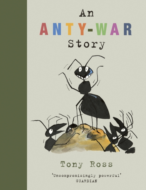 Cover for: An Anty-War Story