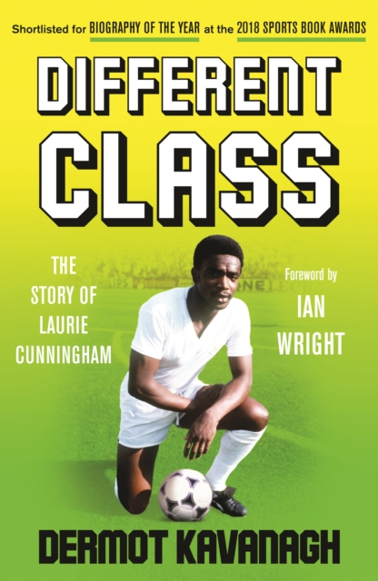 Cover for: Different Class : Football, Fashion and Funk - The Story of Laurie Cunningham