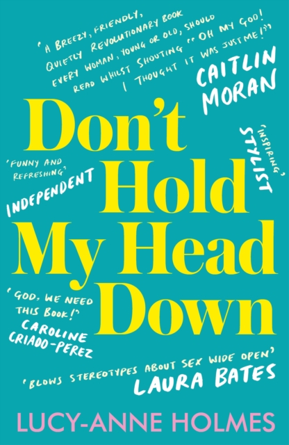 Image for Don't Hold My Head Down