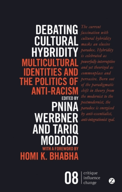 Cover for: Debating Cultural Hybridity : Multicultural Identities and the Politics of Anti-Racism