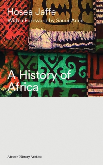 Cover for: A History of Africa