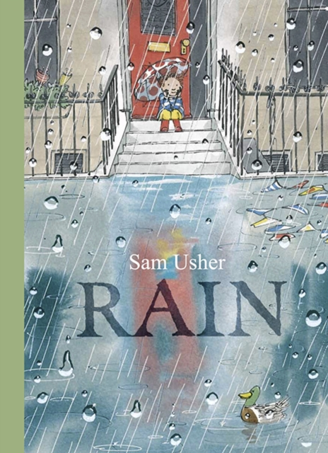 Cover for: Rain