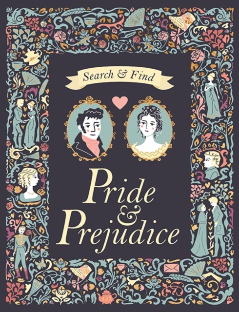 Search & Find Pride & Prejudice, Austen, Jane, Powell, Sarah (Edi. 9781783708277
