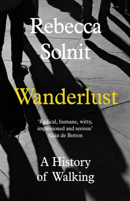 Image for Wanderlust : A History of Walking