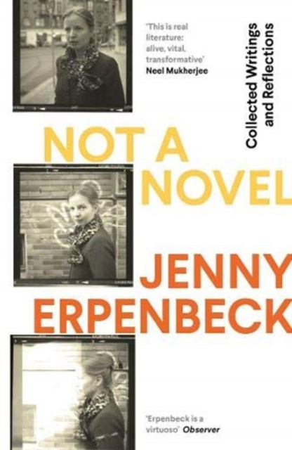 Image for Not a Novel : Collected Writings and Reflections