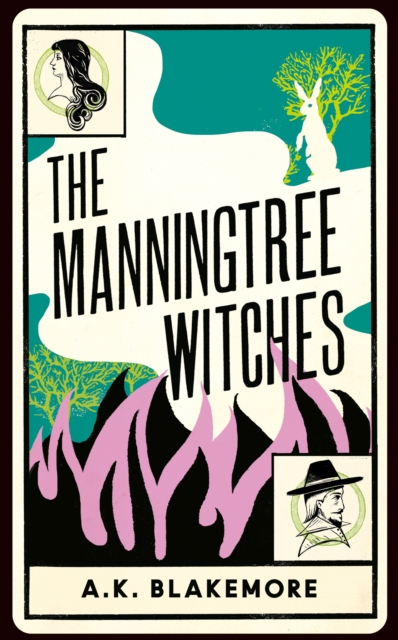 Cover for: The Manningtree Witches