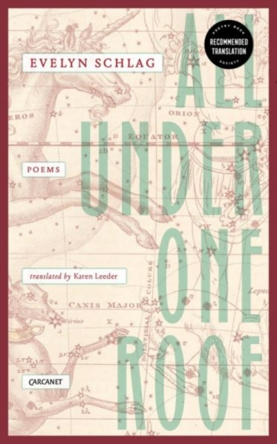 Cover for: All Under One Roof : Poems