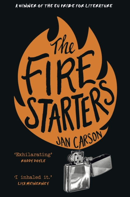 Cover for: The Fire Starters