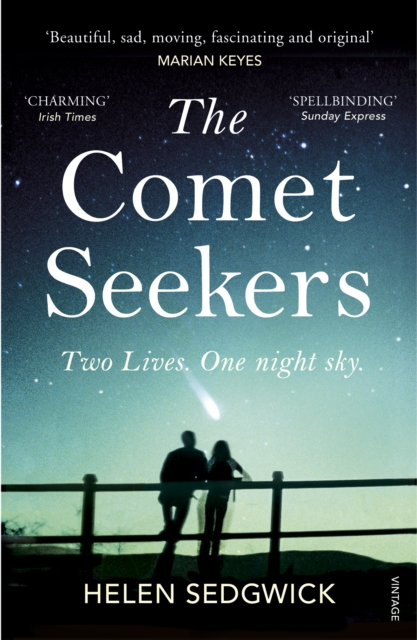 Cover for: The Comet Seekers