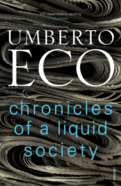 Cover for: Chronicles of a Liquid Society
