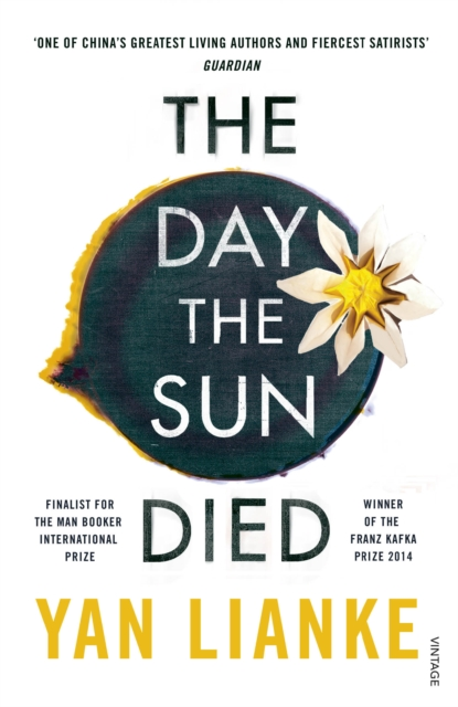 Cover for: The Day the Sun Died