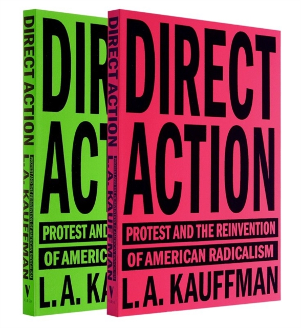 Cover for: Direct Action : Protest and the Reinvention of American Radicalism