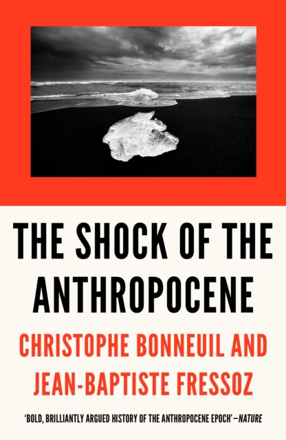Cover for: The Shock of the Anthropocene : The Earth, History, and Us