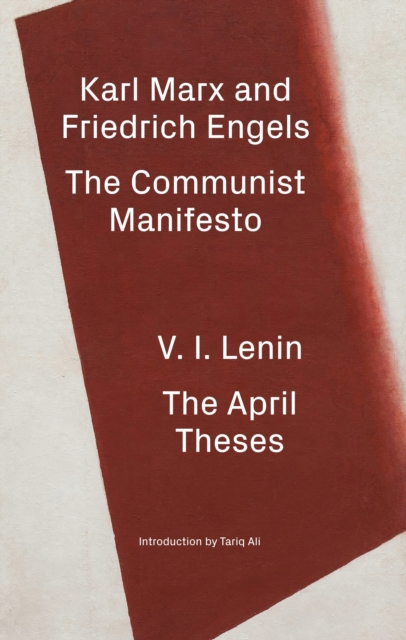 Cover for: The Communist Manifesto/the April Theses