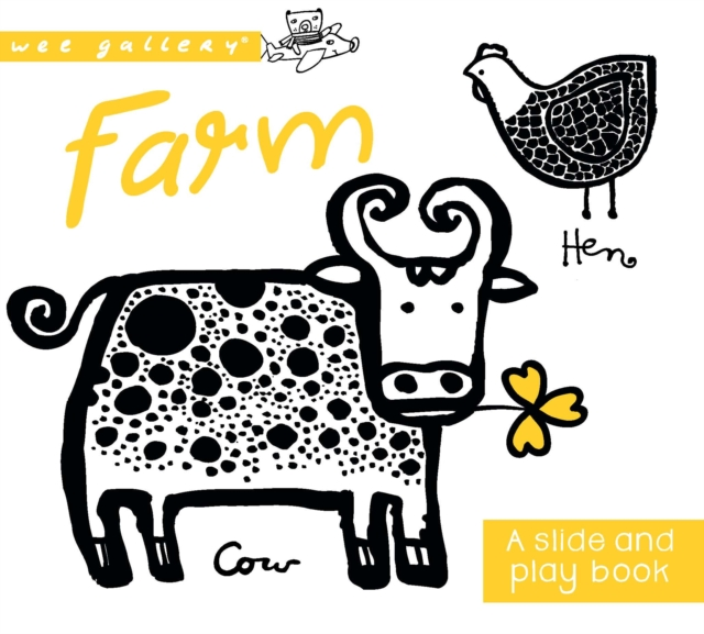 Cover for: Farm : A Slide and Play Book