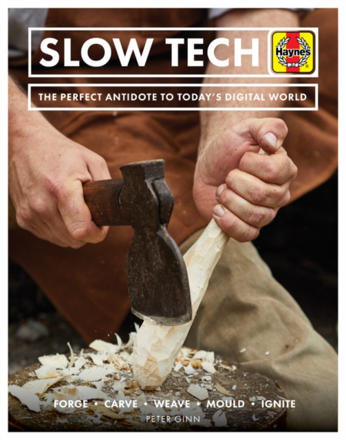 Cover for: Slow Tech : The perfect antidote to today's digital world