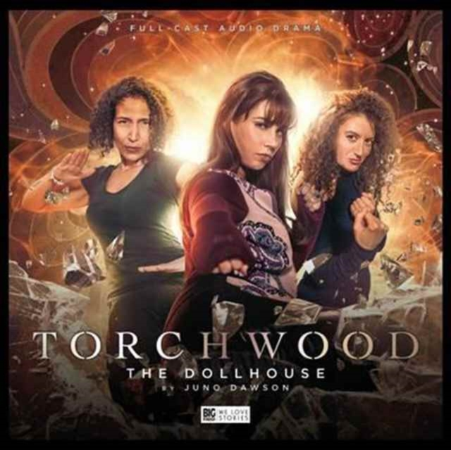 Torchwood 14 - The Dollhouse, Dawson, Juno, Bowerman, Lisa, Bindi. 9781785756375