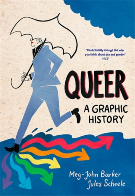 Cover for: Queer: A Graphic History