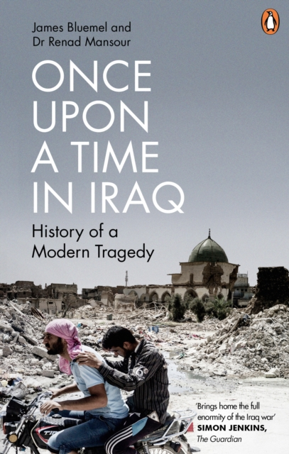 Cover for: Once Upon a Time in Iraq