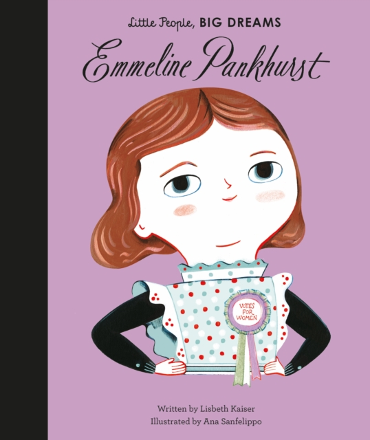 Cover for: Emmeline Pankhurst : 8