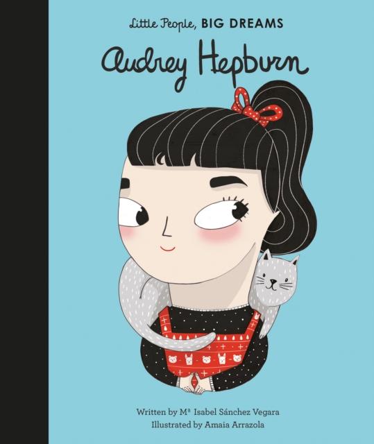 Cover for: Audrey Hepburn : 9