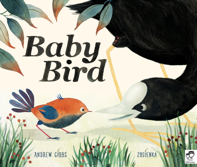 Cover for: Baby Bird