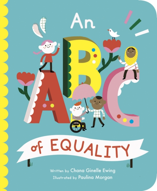 Cover for: An ABC of Equality