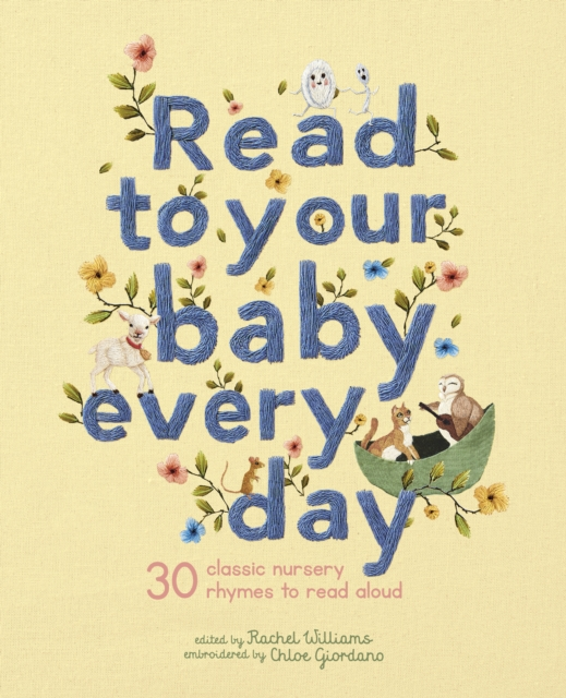 Cover for: Read to Your Baby Every Day