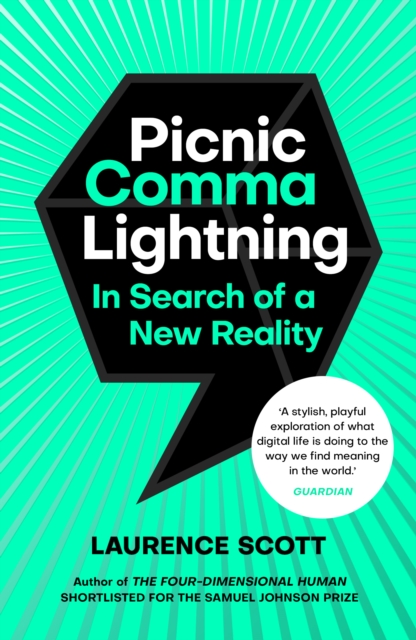 Cover for: Picnic Comma Lightning : In Search of a New Reality