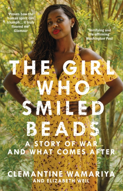 Cover for: The Girl Who Smiled Beads